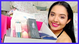 UNBOXING ♡ Popsugar Must-Have Box (November 2014) Thumbnail