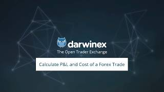 Calculate P&L and Cost of a Forex Trade