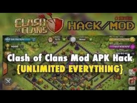 Clash Of Clan Mod Apk(unlimited Money Hack) No Root Latest Version