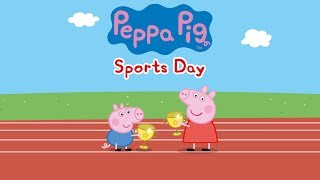Peppa Pig - Sports Day gameplay (app demo)