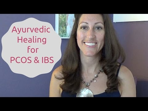 Natural Ayurvedic Treatment for PCOS, Heartburn, IBS and Stress with Shatavari