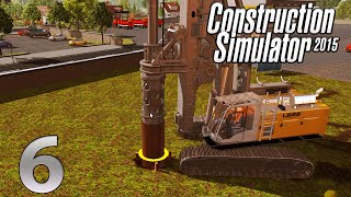 Construction Simulator 2015| Episode 6| The Drill