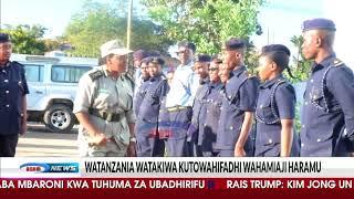 Uhamiaji yatangaza kiama kwa wanaosafirisha wahamiaji haramu