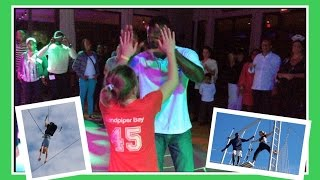 DRESSING ROOM DANCE PARTY | Flippin' Katie