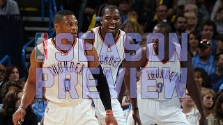 NBA Season Preview Part 6 - The Starters