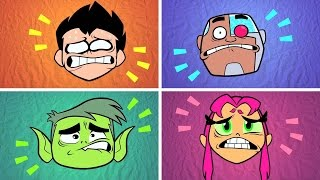 "Teen Titans Go! - ""Serious Business"" (clip)"
