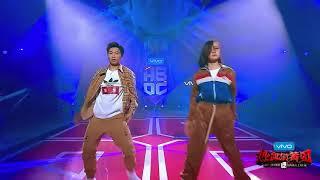 [HD] 180526 Victoria 宋茜 & Qin Yu - Double Dance Performance @ Hot Blood Dance Crew 热血街舞团 EP11