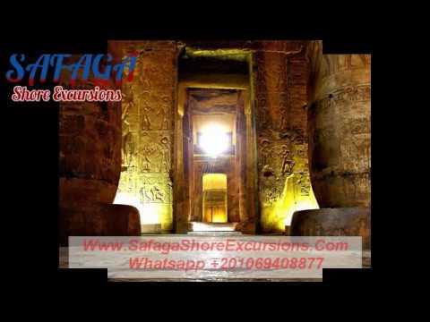 Tour to Dandara and Abydos temples from Safaga Port | Safaga Shore Excursions