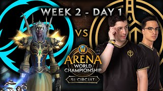 Charlotte Phoenix vs Golden Guardians​ | Week 2 Day 1 | AWC SL Circuit