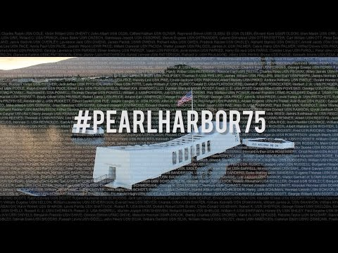 On Dec. 7, 1941, Japanese warplanes attacked the Navy base at Pearl Harbor, Hawaii, forever changing the nation. Sixty years later, the country was rocked by the 9/11 terrorist attacks. Both attacks galvanized the nation to act.  Video by Sgt. Patrick Doran