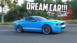UPGRADING FROM A MUSTANG GT TO SHELBY GT500!! DREAM CAR!