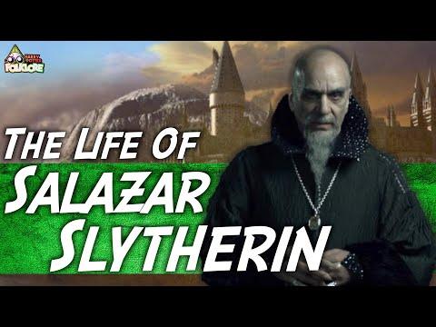 The Life Of Salazar Slytherin