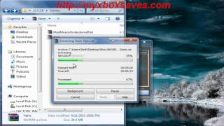 How to Place XBLA/DLC into your USB Drive/Hard Drive