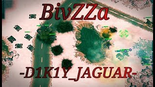 BivZZa vs -D1K1Y_JAGUAR - Art of war 3