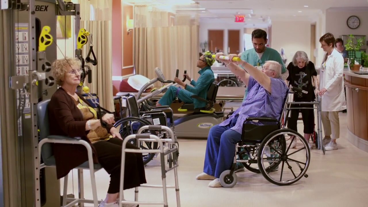 Mary Manning Walsh New York Rehabilitation Center | ArchCare