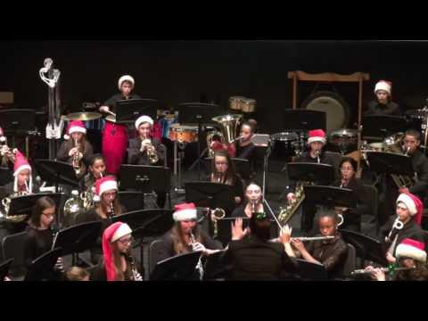 Concert Orchestre à Vents de 1ère secondaire 2016 12 21 - Dramatico