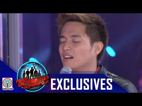 "Pinoy Boyband Superstar Exclusive: Ford Valencia's Uncut Performance - ""All of Me"""