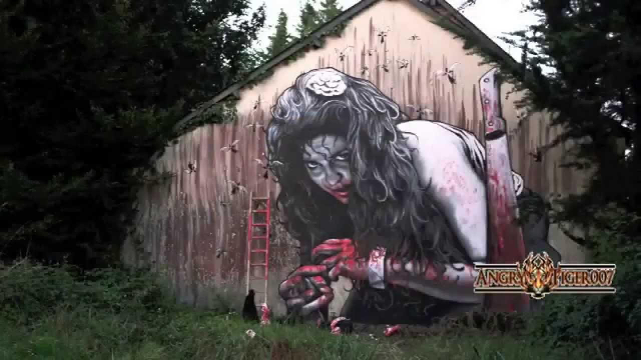 Amazing Best Of 3D Street Art Illusion Part 4 LiveLeak TV