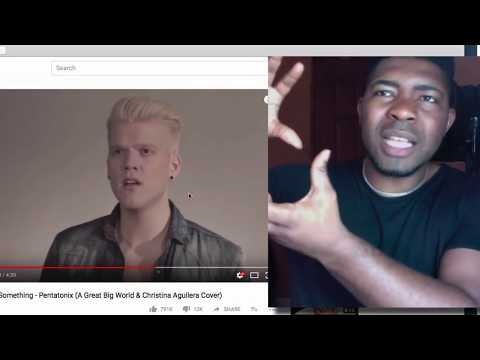 VOCAL COACH Reacts To PENTATONIX  Say Something