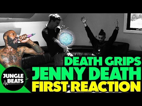 DEATH GRIPS - JENNY DEATH REACTION/REVIEW - THE POWERS THAT B (Jungle Beats)
