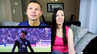 Top 10 Best Corner Kick Goals in Football   REACTION!!
