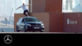 Best of Benz – Top 5 Mercedes-Benz Stunts