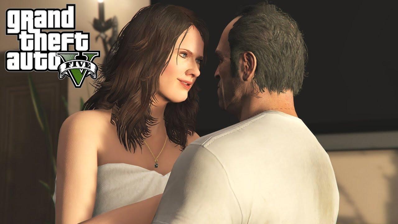 GTA 5 - All Secret Booty Calls (Top 3)