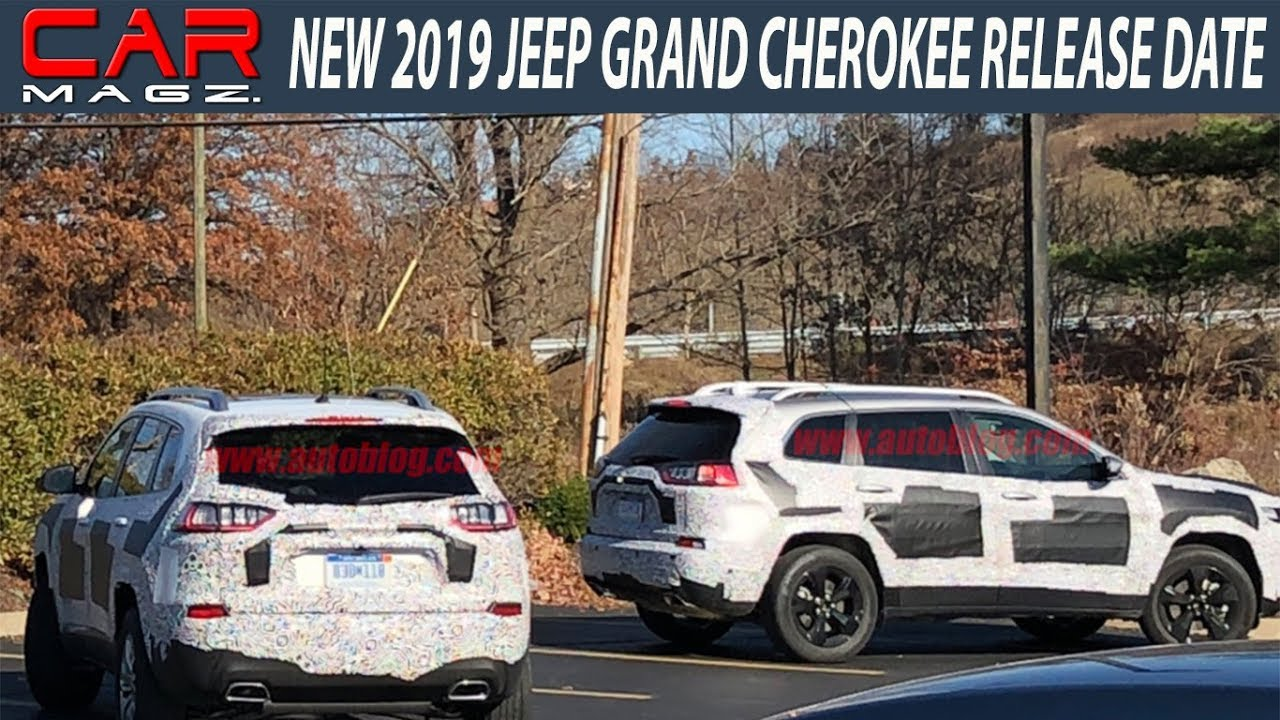 Awesome NEW 2019 Jeep Cherokee Release Date And Specs