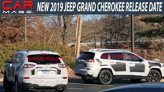 NEW 2019 Jeep Cherokee Release Date And Specs