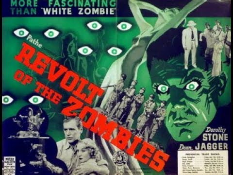 Revolt of the Zombies 1936   Full Movie