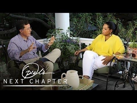 The Tragic Plane Crash That Changed Stephen Colbert | Oprah's Next Chapter | Oprah Winfrey Network