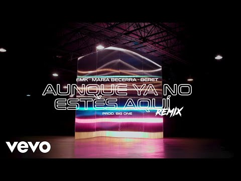 FMK, Maria Becerra, Beret - AYNEA REMIX (Official Video)