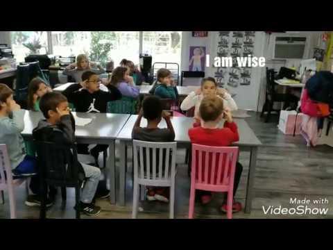 Positive Daily Affirmations - Little Acorns Grow School