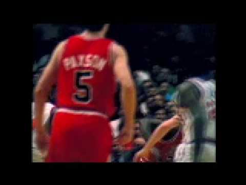 Michael Jordan Legendary Baseline Dunk  Youtube