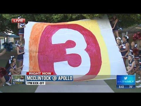 Game Day: McClintock High School at Apollo High School