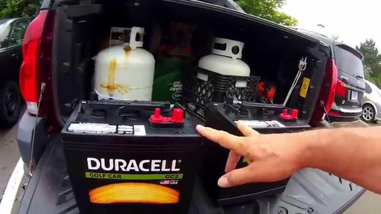 Lets talk RV camper batteries Part 1  YouTube