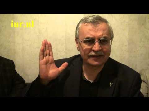 Prof. Dr. Ahmet Akgündüz - 12. Mektup 1. Ders
