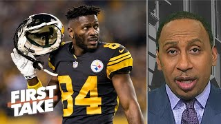 Stephen A Smith's Antonio Brown analysis disappointed me - Dr Boyce Watkins