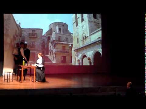Cavalleria Rusticana. Casino L'Aliança del Poble Nou de Barcelona. 31/10/2014
