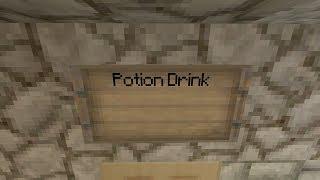 Minecraft Xbox - Offline World Series - Potion Drink (60)