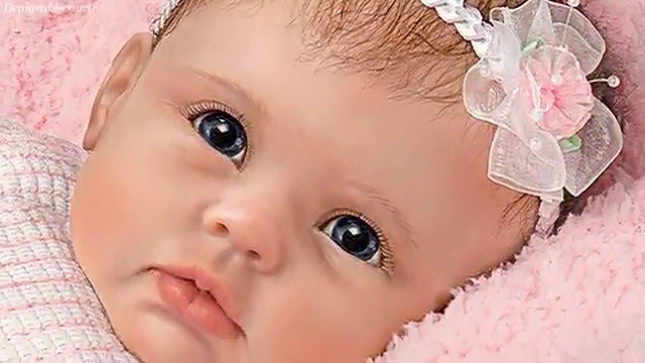 Olivia S Gentle Touch Lifelike Baby Girl Doll Youtube