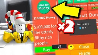 ROBLOX SNOW SHOVELING SIMULATOR * ROBBED OF 10,000 ROBUX*
