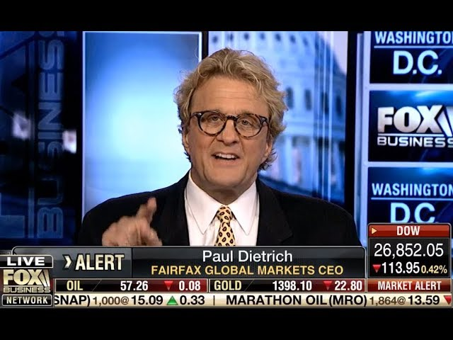 Paul Dietrich   Fox Business News 10 07 2019 Cavuto Coast to Coast
