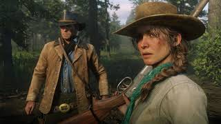 Red Dead Redemption 2 Soundtrack - May I Stand Unshaken Video