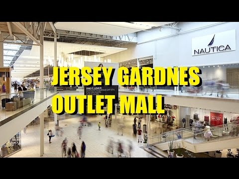 Mall Meandering (Ep. 97 ): The Mills at Jersey Gardens Mall (Multi-Language Narration)