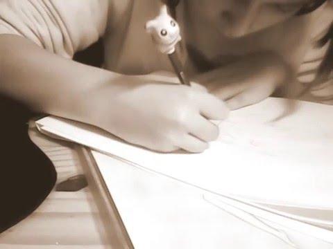 Tuto dessin fille triste youtube - Dessin triste ...