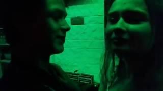 14+ Глеб и Ульяна танцуют  в ресторане под Зеленоглазое такси