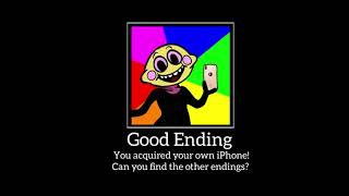 Lemon demon aint got no iphone: All Endings