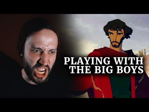 "PRINCE OF EGYPT - ""Playing With the Big Boys"" (METAL cover version)"