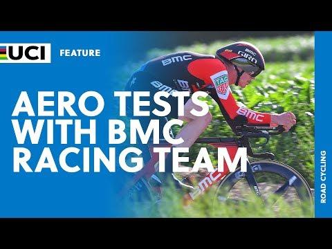 Aero or not Aero? Aerodynamics tests with BMC Racing Team